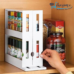 Modular Spice Rotating Rack