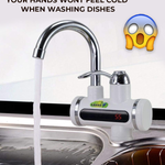 DISHIN Electric Hot and Cold Water Geyser