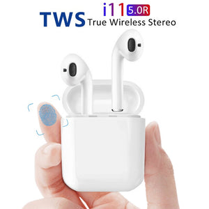i11 Wireless Bluetooth Airpods