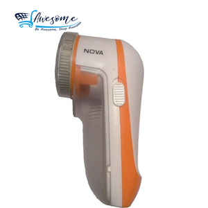 High power electric lint shaver