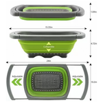 Silicone Food Strainers Basket