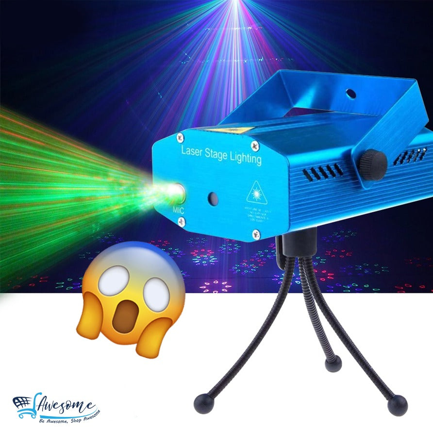 Power Laser Light