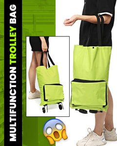 Multifunction Trolley Bag