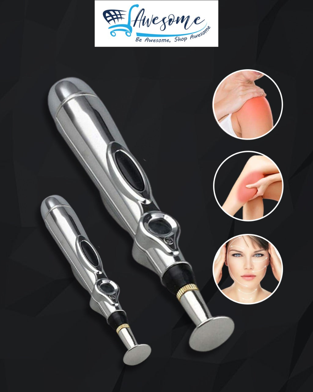 Therapy Heal Massage Pen