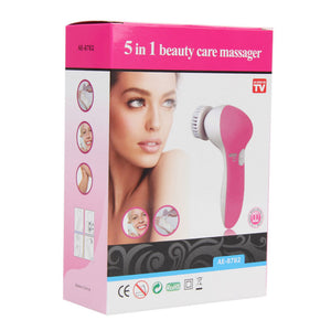 5 in 1 Face Care Brush