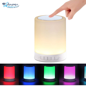 Touch Lamp Bluetooth Speaker