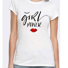 Load image into Gallery viewer, White Printed T-shirt - Mart of Fashion