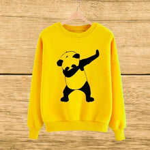 Load image into Gallery viewer, Yellow Printed Sweatshirt