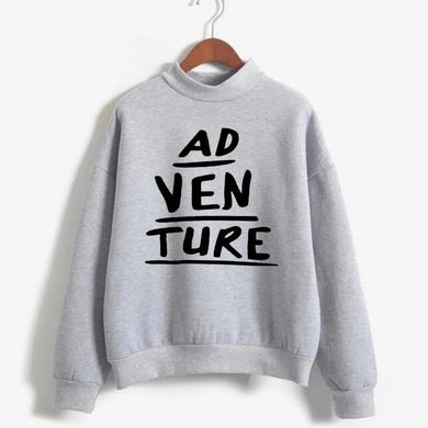 Adventure Printed Sweatshirt