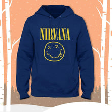 Load image into Gallery viewer, Nirvana Printed Sweatshirt