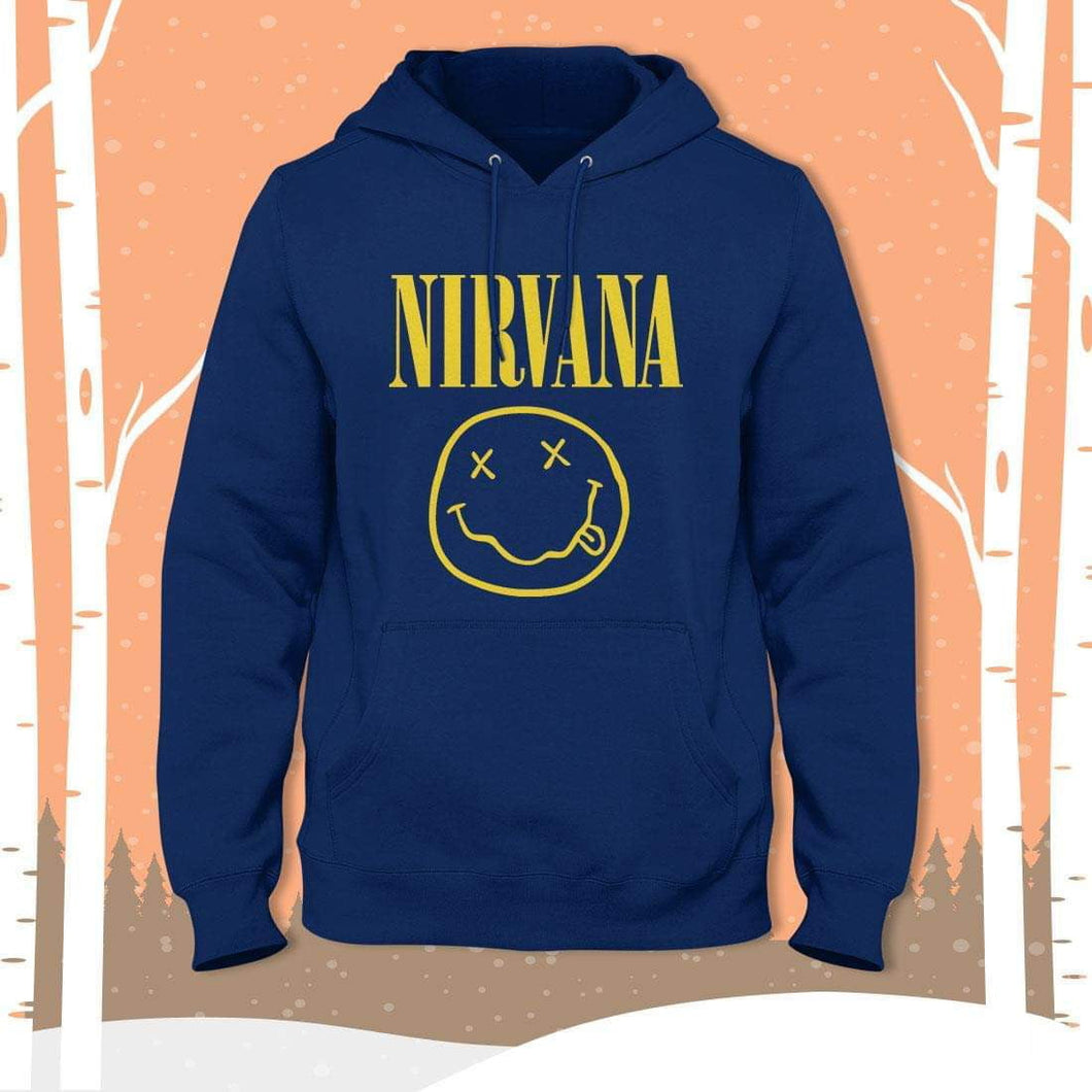 Nirvana Printed Sweatshirt