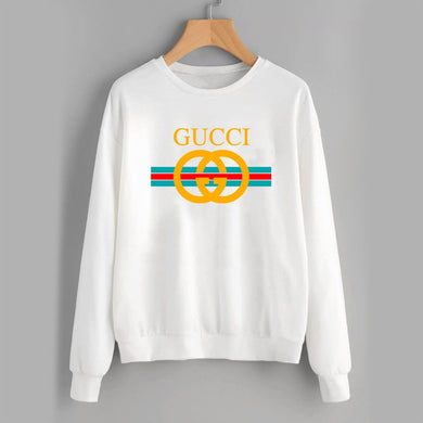 Gucci Printed  Sweatshirt