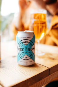 12x 330ml Cans 0.5% ABV Alcohol-Free IPA (Gluten Free & Vegan) [BUY 2 OR MORE FOR UNDER £21 PER CASE]