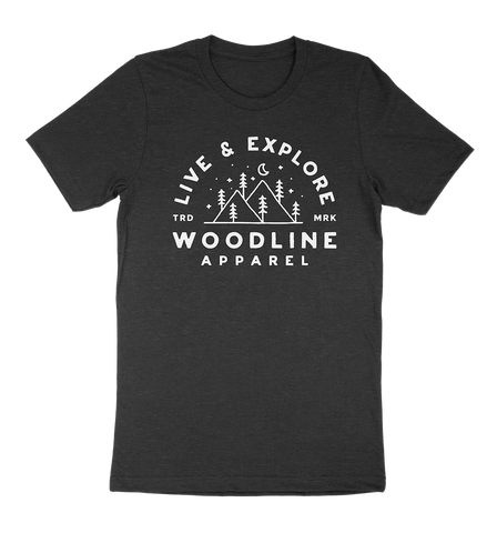 Woodline Badge Tee