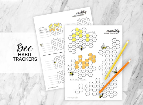 Bee Habit Tracker