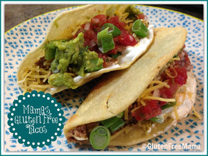 Quick and Easy Gluten Free Taco Dinner