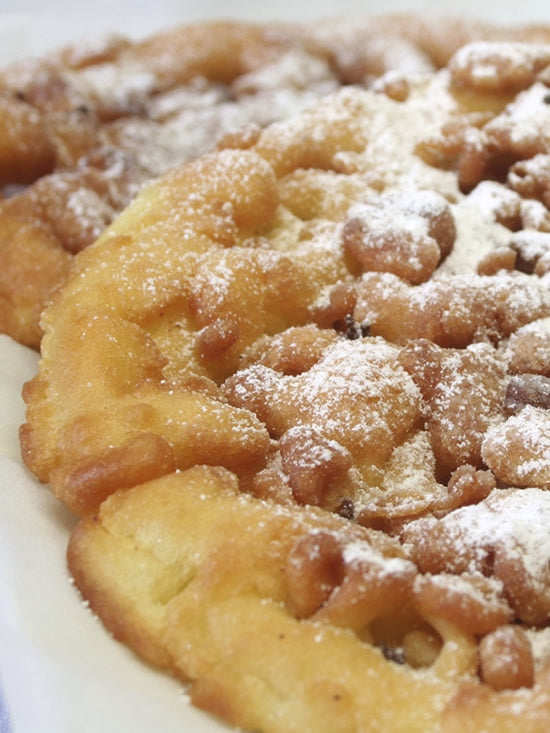 Gluten Free Funnel Cake Mix