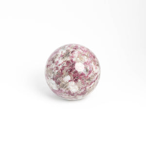 RED TOURMALINE SPHERE