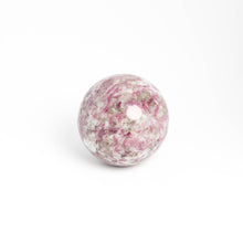 Load image into Gallery viewer, RED TOURMALINE SPHERE