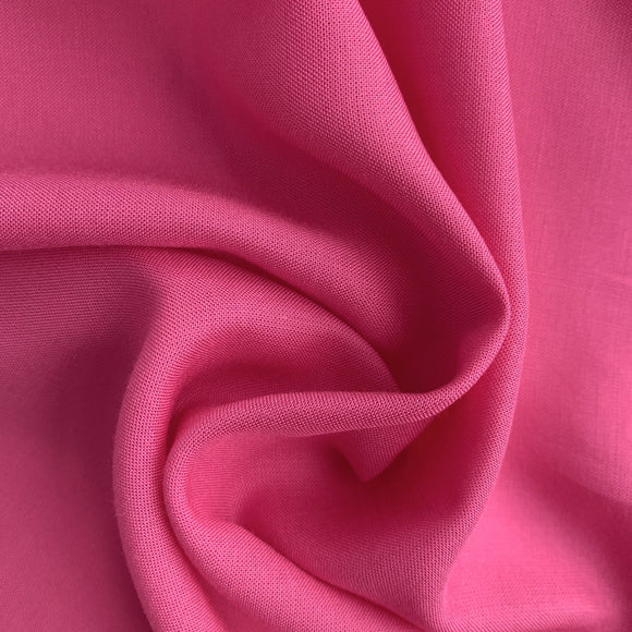 Dashwood Solid Hot Pink Rayon