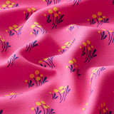 Hamburger Liebe You are Perfect hot pink viscose