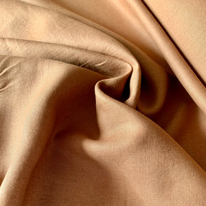 Caramel Irish linen