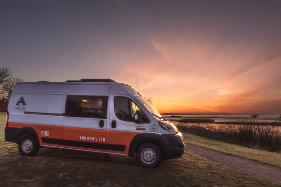 VANLIFE MEA4 159'' ORANGE