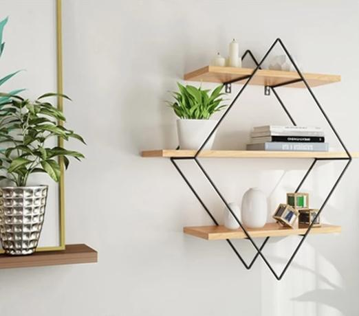 Wall Mount Shelf