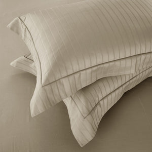 The Ivory Bungalow Duvet Cover Set (Egyptian Cotton)