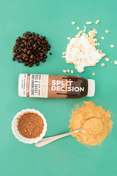 Cacao Mocha | Split Decision Cold Brew | Cold Brew Coffee Mocha