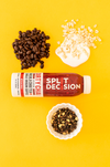 Dirty Chai  | Split Decision Cold Brew | Cold Brew Coffee Oat Milk Latte