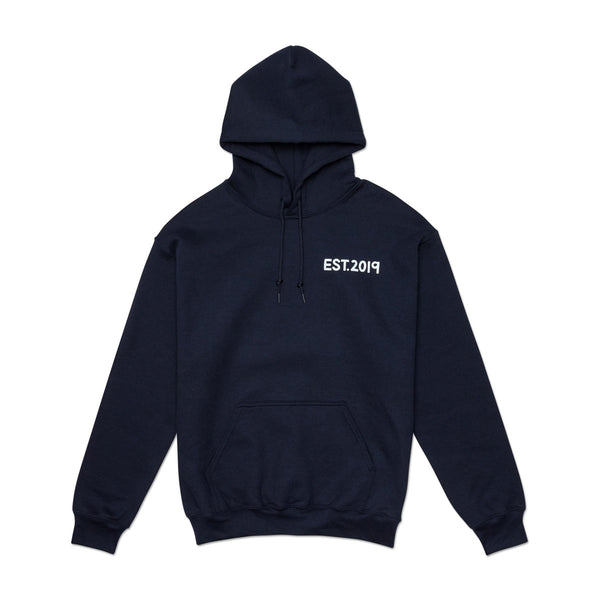 Common Ground Est 2019 Hoodie (Navy)