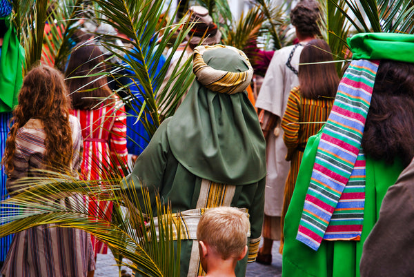 5 Curious Facts about Palm Sunday