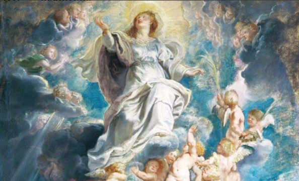 The Assumption of Mary: the Key to Understanding It