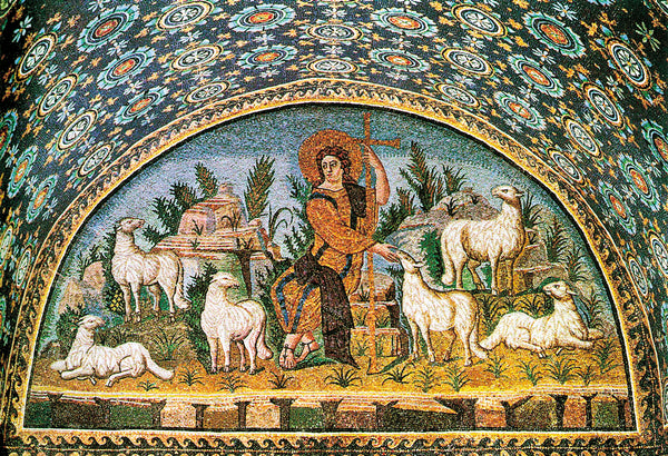 The Good Shepherd story: A lesson preached by Jesus