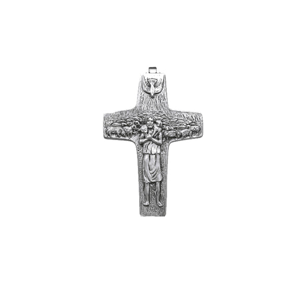 The Good Shepherd: Pope Francis Pectoral Cross