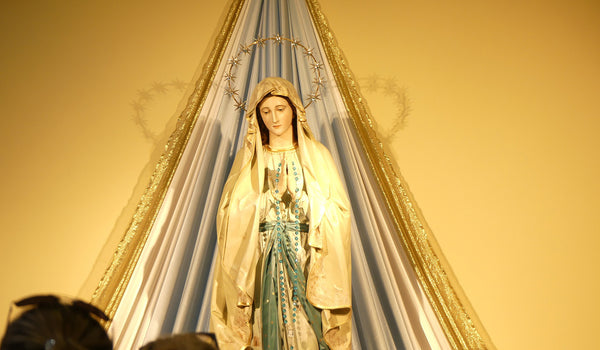 5 Most Famous Virgins and Marian Shrines