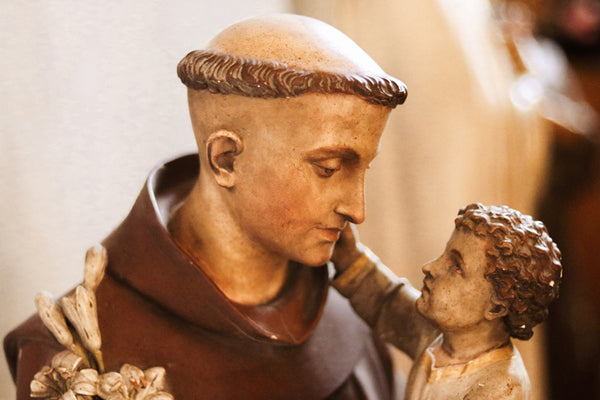 Saint Anthony of Padua: the 5 miracles
