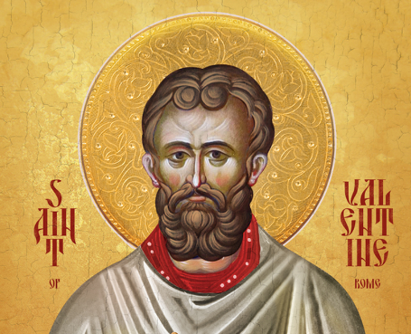 Saint Valentine: the Story of an Incurable Romantic