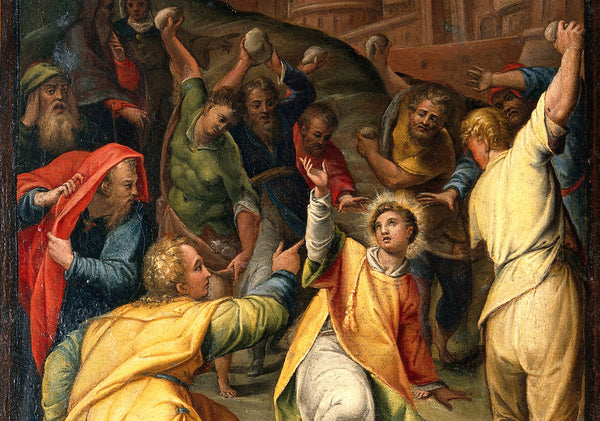 St Stephen the First Martyr of History