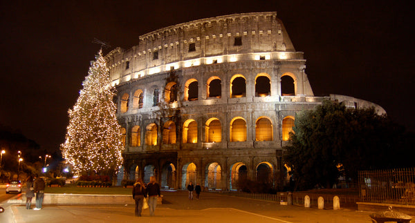 Christmas in Rome and the Vatican