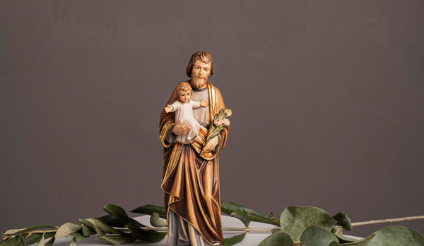 5 Curious Things about St Joseph's Day