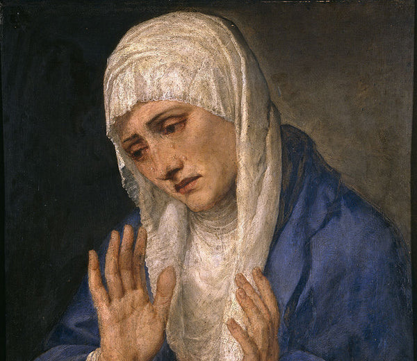How to Pray the Seven Sorrows of Mary Rosary