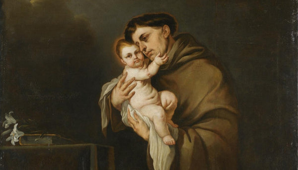 St. Anthony of Padua, the patron we pray to for lost things