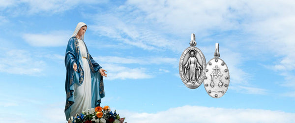 St Catherine Labouré and the Miraculous Medal