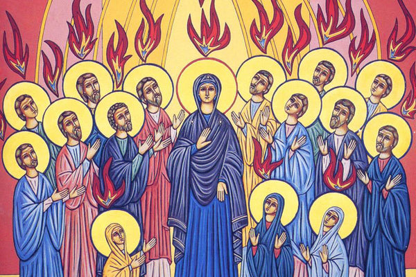 Pentecost Sunday: Five Things to Know