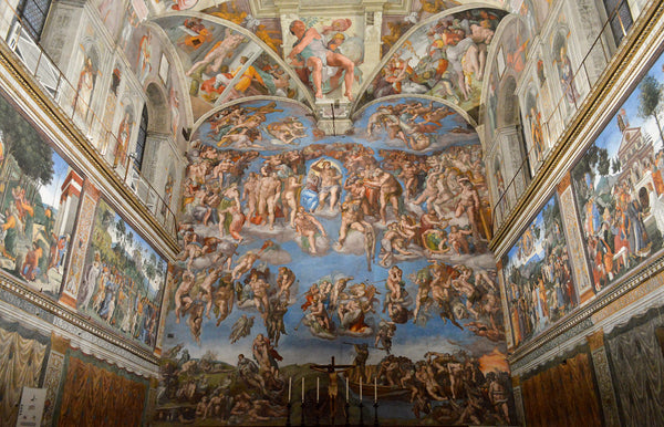 Discovering the Sistine Chapel and the Vatican