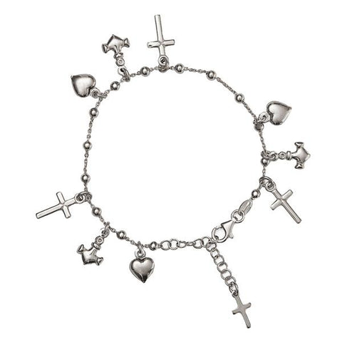 faith hope and love bracelet