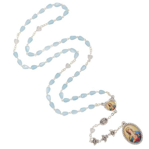 Immaculate Heart of Mary chaplet for prayers