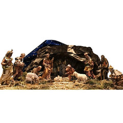 nativity scene vatican